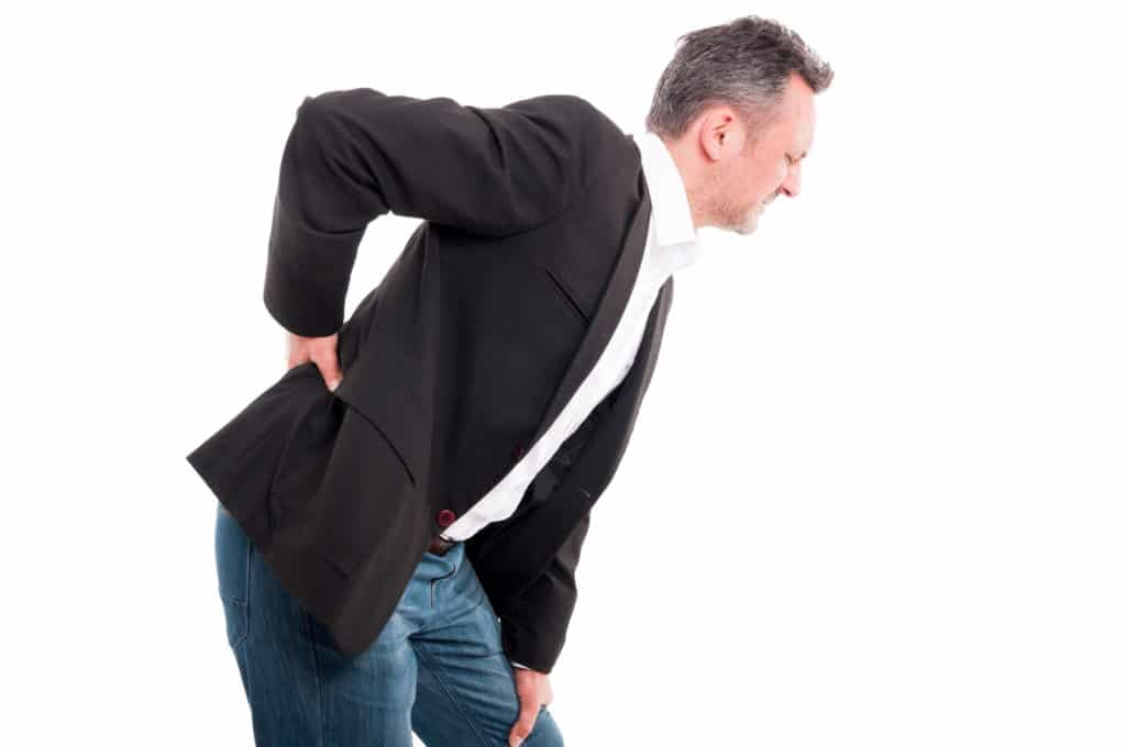 NSAID for back pain