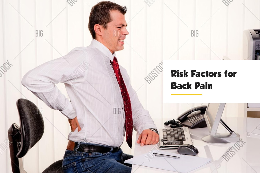 Risk for Back Pain