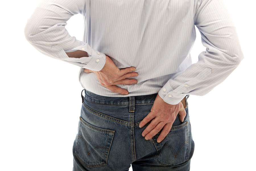 Lower Back Pain Radiate