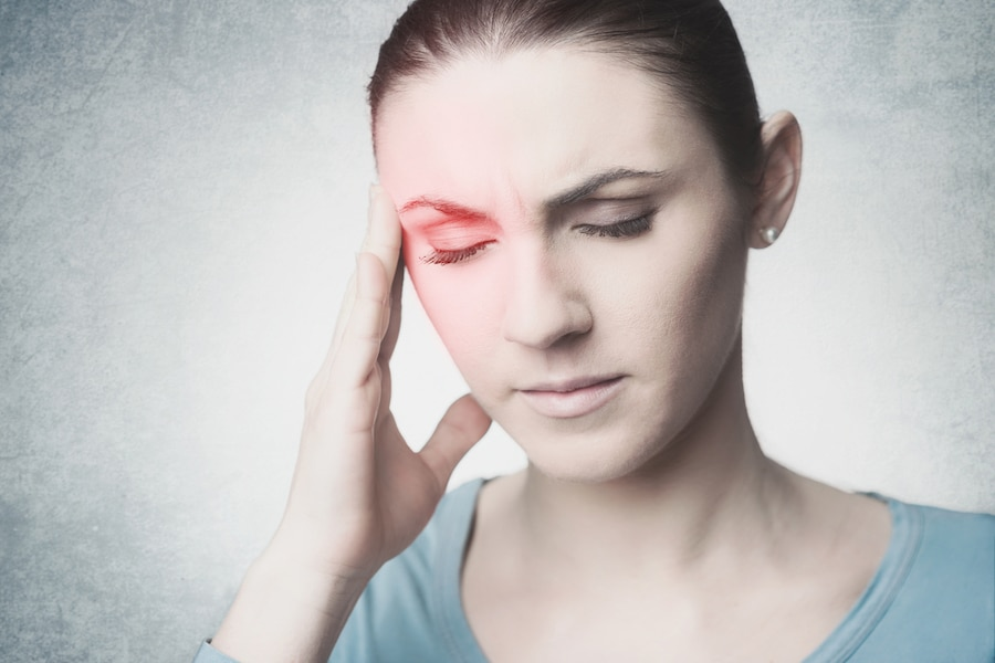 Migraine Eye Pain